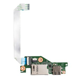 SD Reader and USB Board (OEM PULL) for Acer Chromebook 11 C720 / C720P (Touch)
