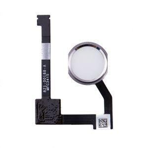 Home Button Flex Cable for iPad Mini 4 - Silver (No Touch ID)