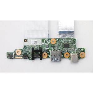 Power Board with Cable (OEM PULL) for Lenovo Chromebook 11 300e 2nd Gen (Touch) / 500e 2nd Gen (Touch)