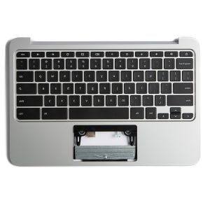 Palmrest with Keyboard (OEM PULL) for HP Chromebook 11 G3 / G4