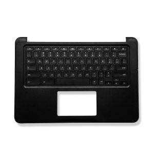 Palmrest with Keyboard (OEM PULL) for Dell Chromebook 13 3380 / 3380 (Touch)