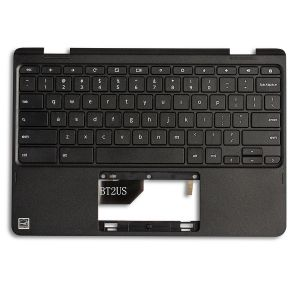 Palmrest with Keyboard (OEM PULL) for Lenovo Chromebook 11 N23 Yoga (Touch)