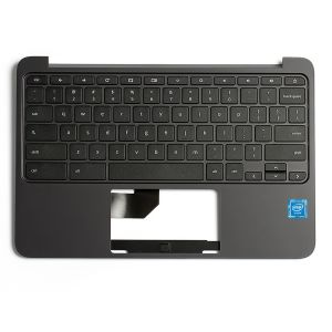 Palmrest with Keyboard (OEM PULL) for HP Chromebook 11 G5 EE / G5 EE (Touch)