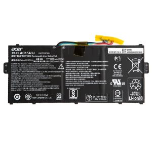Battery (OEM PULL) for Acer Chromebook 11 C738T (Touch) / CP311-1H (Touch)