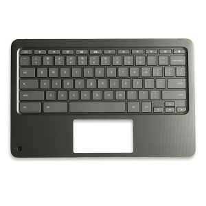 Palmrest with Keyboard (OEM PULL) for HP Chromebook x360 G1 EE (Touch)