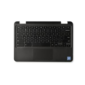 Palmrest with Keyboard and Trackpad (OEM PULL) for Dell Chromebook 11 5190 / 5190 (Touch)